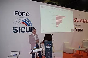 Global Technology SICUR2020 Jose Fernandez simulacro de ciberataque