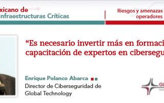 Global Technology Congreso Mexicano Infraestructuras Criticas