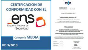 Certificaciones-Global-Technology-ISO27701-ENS-nivel-medio